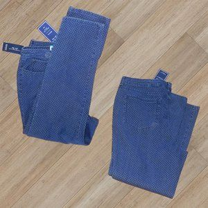 NWT CHARTER CLUB DENIM DOT JEANS